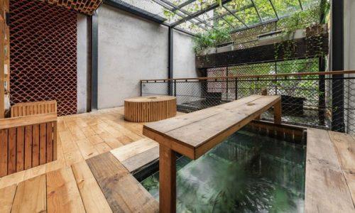 Koi Cafe - Không gian độc đáo và lạ mắt có một không hai ở Hà Nội