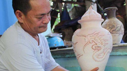 Khám phá làng gốm Mỹ Thiện (Quảng Ngãi) danh bất hư truyền