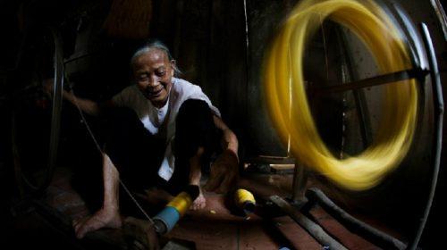 Làng nghề ươm tơ Cổ Chất: nổi lửa lò ươm, giữ nghề truyền thống