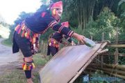 Nghề làm giấy dó của người Dao đỏ: dấu ấn văn hóa tâm linh độc đáo