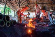 Về Trung Lương - Hà Tĩnh tìm hiểu nghề rèn truyền thống trăm năm