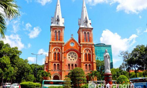 TOP 10 nhà thờ cổ nhất Việt Nam với kiến trúc đẹp độc đáo