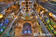 Nhà thờ Sagrada Familia - Công trình kiến trúc vĩ đại nhất Tây Ban Nha