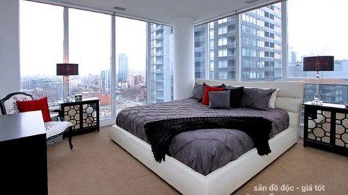 Vì sao trong phong thủy phòng ngủ không nên kê giường giữa phòng?