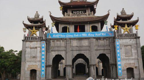 Quần thể kiến trúc nhà thờ Phát Diệm - 120 tuổi độc nhất Việt Nam