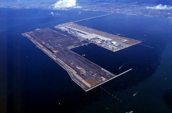 Sân bay quốc tế Kansai- Tuyệt tác kiến trúc sân bay giữa vịnh