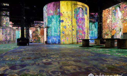 Triển lãm nghệ thuật mang đậm dấu ấn đỉnh cao của Gustar Kimt