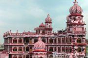 Thánh đường đỏ nổi tiếng ở Sri Lanka - Kiến trúc đẹp lung linh