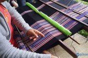 Độc đáo sắc màu thổ cẩm làng Teng huyện Ba Tơ, tỉnh Quảng Ngãi