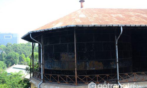 Thuỷ đài cổ nhất ở Sài Gòn - Kiến trúc cổ trải qua 132 năm tồn tại