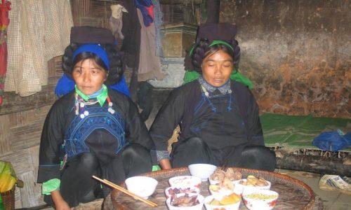 Khám phá các lễ cúng trong phong tục tập quán của tộc người Hà Nhì