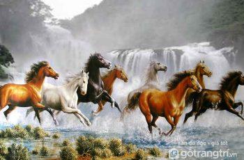 6 đại kỵ cần nhớ khi trưng bày tranh ảnh con giáp trong nhà