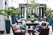 Khách sạn Maison Vy – Sự tinh tế đến từ kiến trúc và không gian