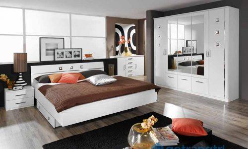 Những mẫu thiết kế nội thất phòng ngủ 30m2 đáng mơ ước