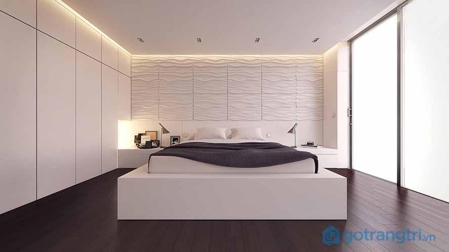 Thiết kế phòng ngủ theo phong cách hiện đại