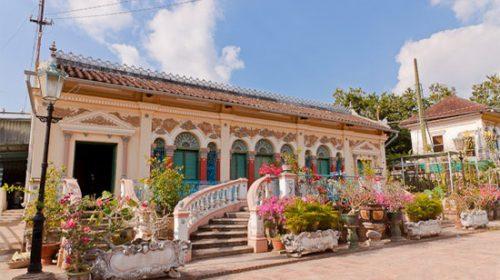 Kiến trúc và nội thất ấn tượng của những ngôi nhà cổ thời Pháp
