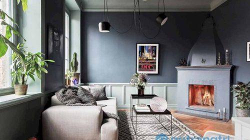 Mãn nhãn trước những xu hướng thiết kế phòng khách Đẹp – Độc – Lạ