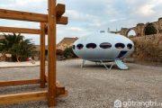 Khám phá ba tòa nhà vi mô khoa học viễn tưởng ở Marseille, Pháp