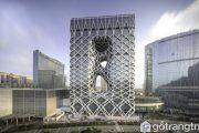 Khách sạn Morpheus - Hình thức kiến trúc độc đáo kiểu mới ở Macao