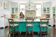 """8 cách """"hô biến"""" cho nội thất căn bếp nhà bạn thêm tươi mới"""