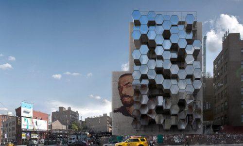 Hộp lục giác - giải pháp kiến trúc cho người vô gia cư ở New York