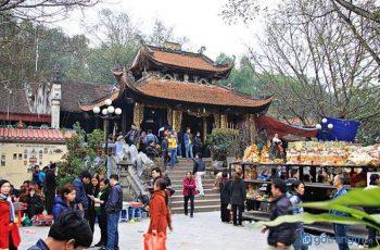"""Tìm hiểu Lễ hội Đền Bà Chúa Kho """"cầu tài phát lộc"""" linh thiêng ở Bắc Ninh"""
