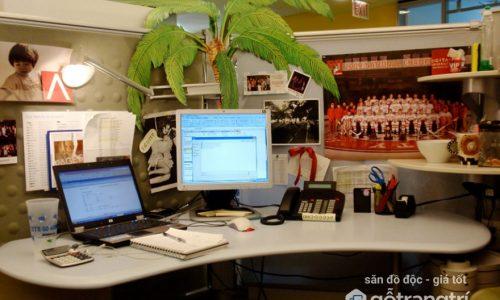 Bài trí bàn làm việc theo phong thủy phù hợp với từng đối tượng công việc