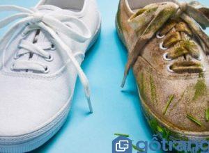 Mẹo vặt hữu ích: Cách giặt giày vải không bị phai màu bạn nên biết