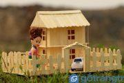 Khéo tay hay làm: Hướng dẫn cách làm nhà gỗ mini cực đơn giản