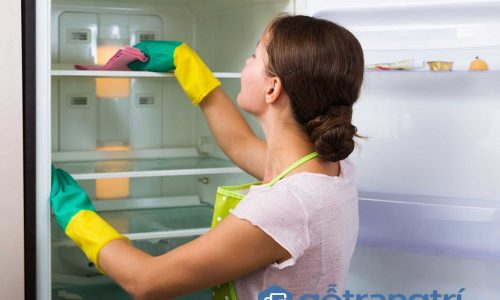 4 cách vệ sinh tủ lạnh đánh bay vết bẩn và mùi hôi hiệu quả