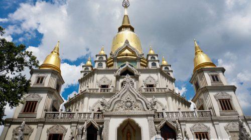 Chùa Bửu Long - Kiến trúc độc lạ chùa đẹp Sài Gòn quên lối về