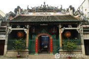 Kiến trúc chùa cổ Sài Gòn độc đáo hớp hồn du khách ghé thăm