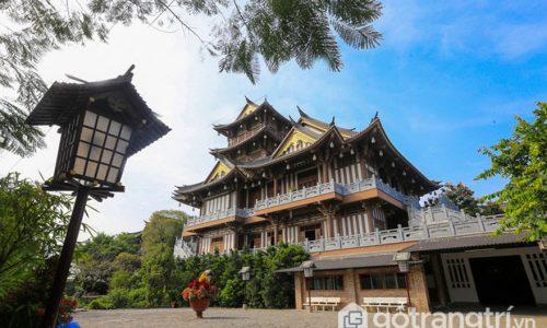 Ngắm nhìn kiến trúc chùa đẹp Sài Gòn được nhiều người ghé thăm