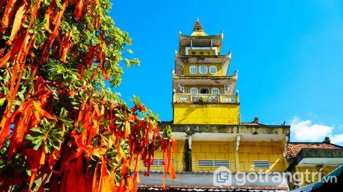 Chùa Phước Hưng - Công trình kiến trúc Hoa tồn tại xuyên 3 thế kỷ