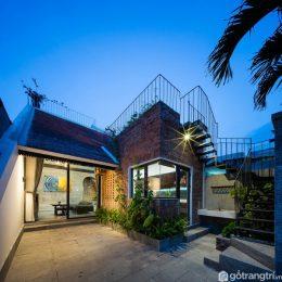 Cozy House – Ngôi nhà có kiến trúc đậm chất dân gian Việt Nam
