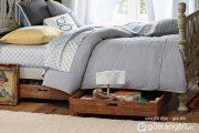 Hậu quả nghiêm trọng của việc để đồ dưới gầm giường ngủ