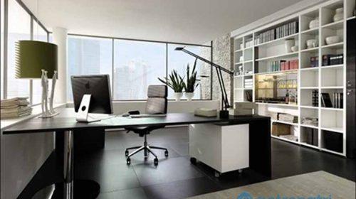 Phong cách thiết kế nội thất phòng làm việc ấn tượng năm 2018