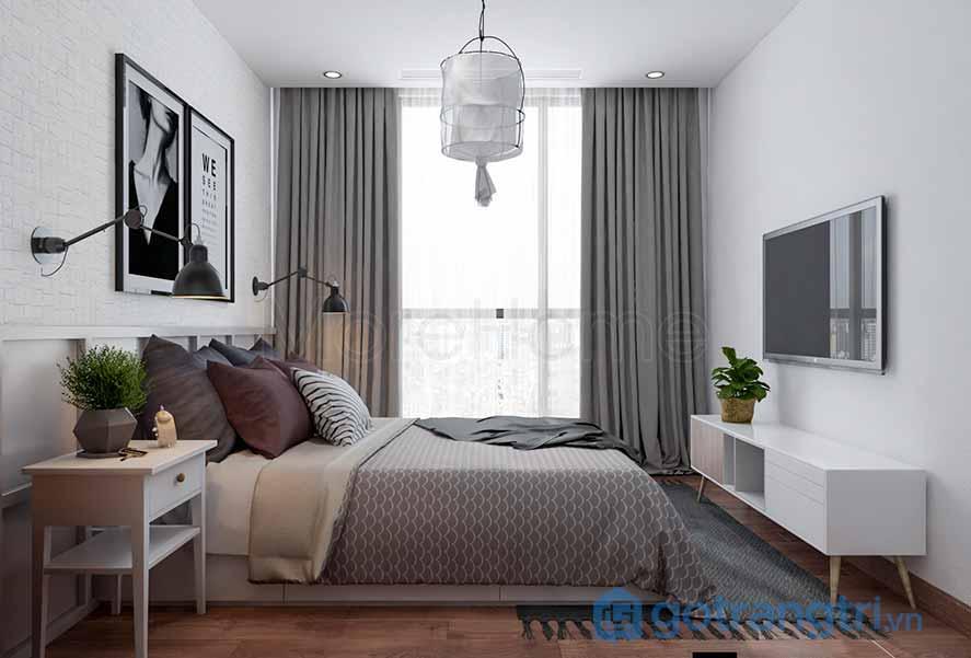 Thiết kế phòng ngủ theo phong cách Japandi