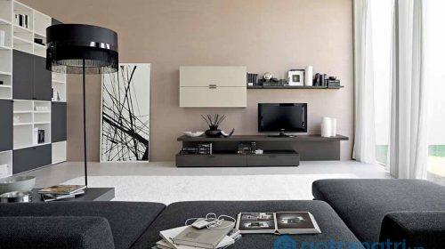 Xu hướng thiết kế phòng khách đơn giản mà đẹp 2018