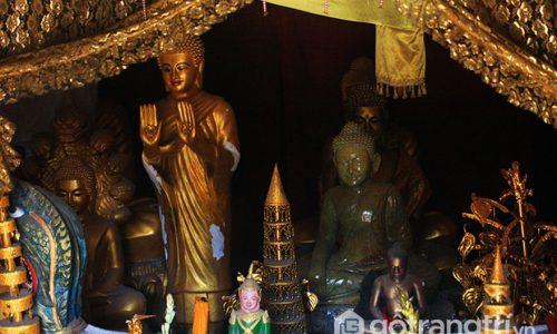 Chùa cổ 100 tuổi - Công trình kiến trúc đồ sộ nổi tiếng ở Campuchia