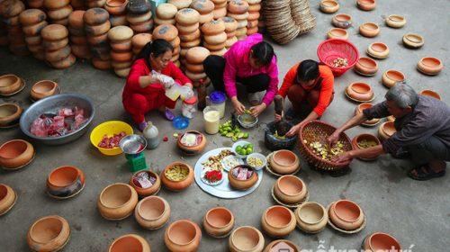 Làng cá kho Vũ Đại cổ truyền thấm đẫm hồn quê của người Việt Nam