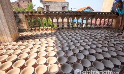 Làng gốm Kim Lan - Làng nghề làm gốm nghìn năm tuổi bên sông Hồng