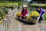 Làng hoa kiểng Sa Đéc - trung tâm hoa kiểng của miền đất Nam Bộ