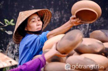 Làng gốm cổ Trù Sơn - Làng nghề làm nồi đất duy nhất xứ Nghệ