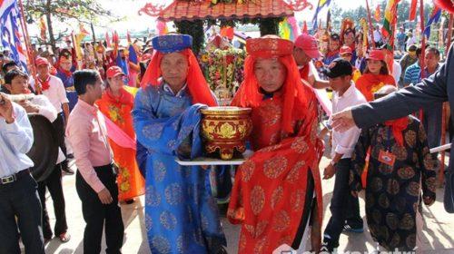 Lễ hội cầu ngư - Nét đẹp văn hóa của làng chài  bên phá Tam Giang