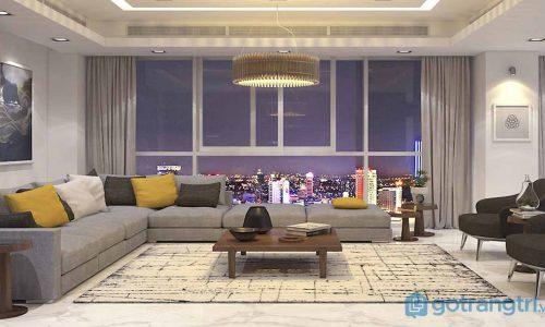 3 phong cách thiết kế nội thất chung cư thịnh hành 2018