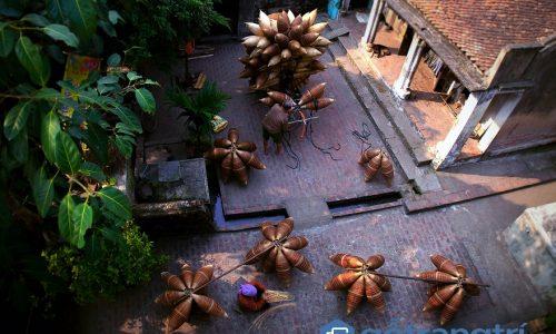 Về Hưng Yên thăm làng đan đó Thủ Sỹ 200 năm tuổi