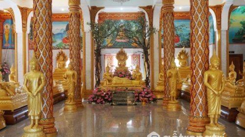 Ngôi chùa Chalong - Độc đáo nhất trong số 29 ngôi chùa ở đảo Phuket