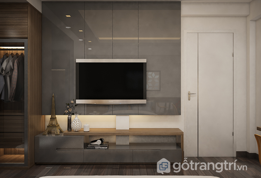 Thiết kế nội thất đơn giản nhưng tinh tế trong không gian