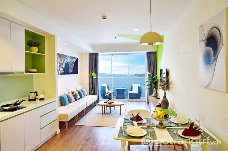 Thiết kế nội thất phong cách Tropical